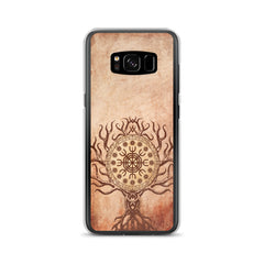 Rune Tree Samsung Case