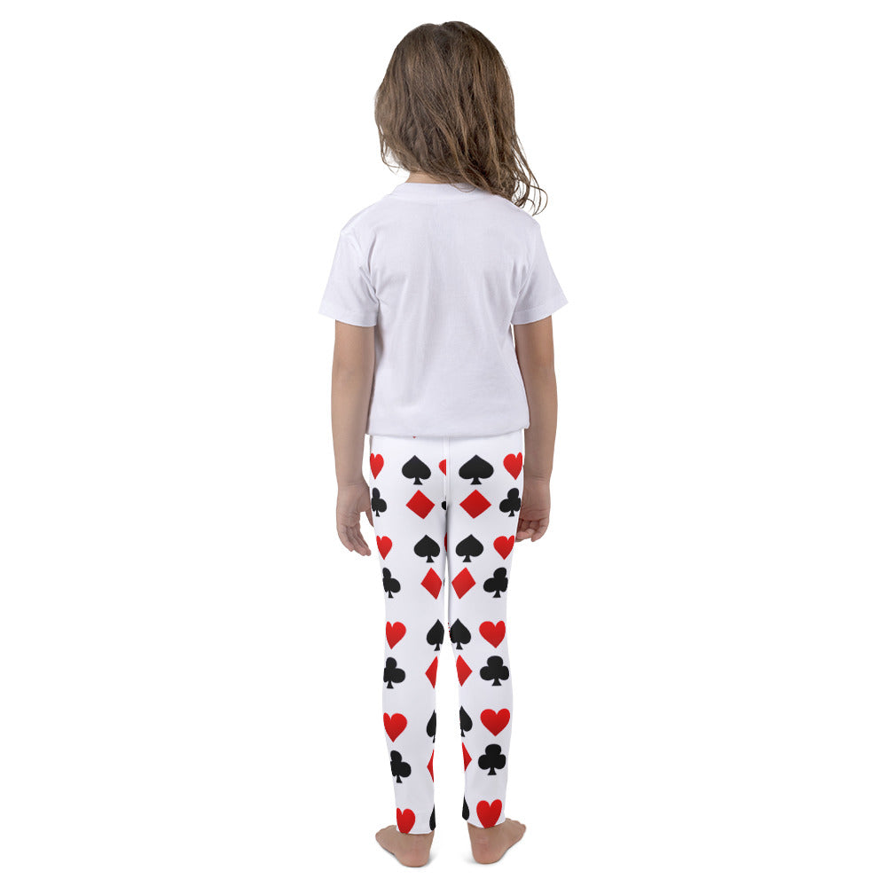 Card Kid's leggings