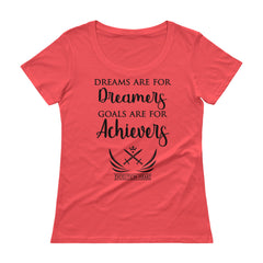 Dream Ladies' Scoopneck T-Shirt