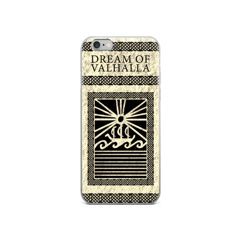 Dream of Valhalla iPhone Case