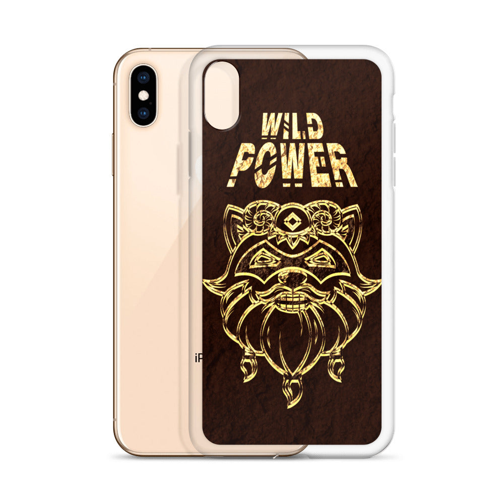 Wild Power iPhone Case
