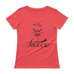 Fierce Ladies' Scoopneck T-Shirt