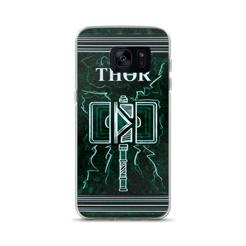 Thunder God Samsung Case