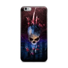 American Skull iPhone Case
