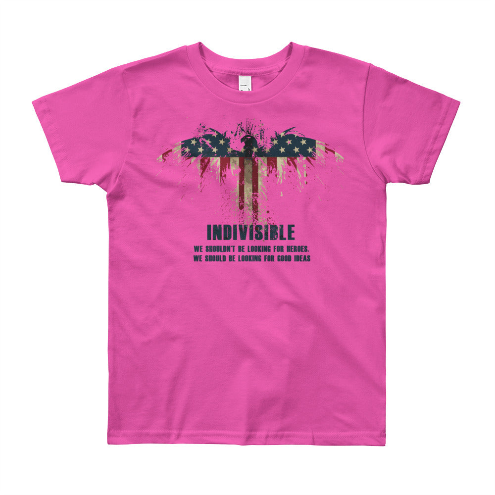 Indivisible Youth Short Sleeve T-Shirt