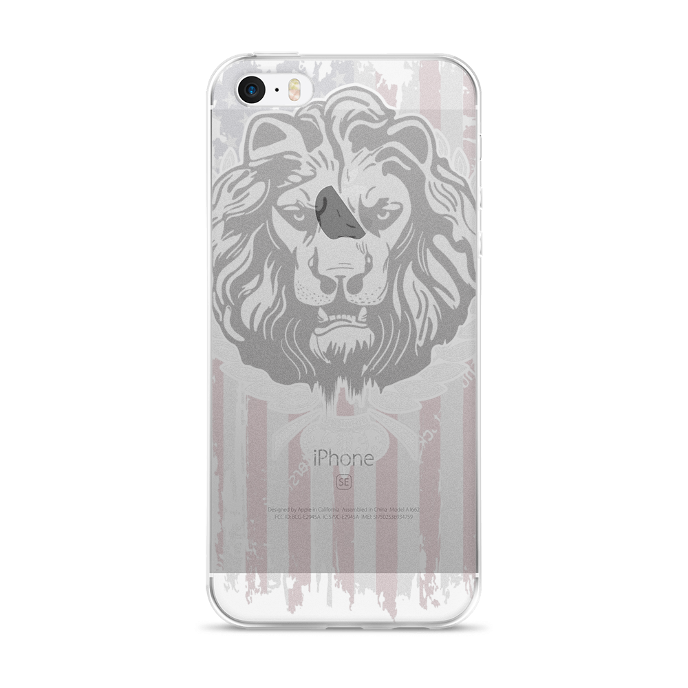 American Lion  iPhone Case