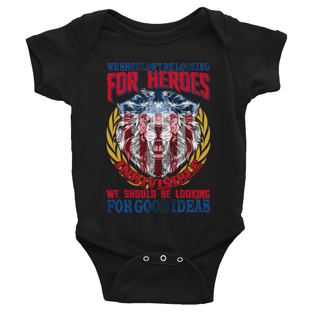 Indivisible Edition 2 Infant Bodysuit