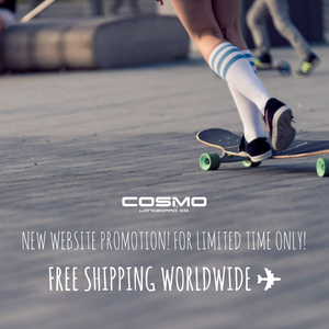 Celebrating renewal of our website, Worldwide FREE Shipping Promotion!