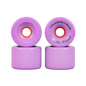 NEBULA 70MM 80A WHEELS - Cosmo Longboard Co.