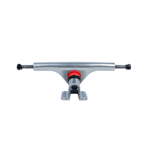 LUNAR V1 TRUCKS SILVER WITH VENOM BUSHINGS - Cosmo Longboard Co.