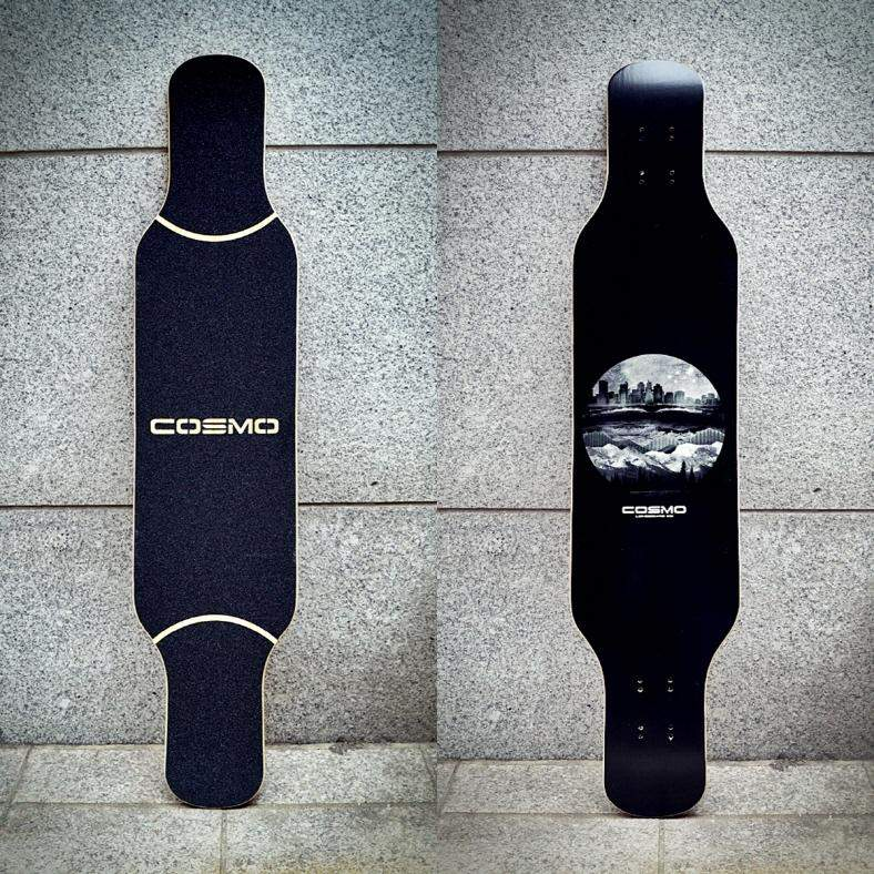 ECLIPSE 42 DECK - Cosmo Longboard Co.