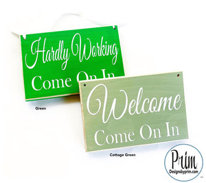 Designs by Prim Custom Wood Sign Color Chart Cottage Green