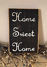 Load image into Gallery viewer, Home Sweet Home Custom Family Love Life Wood Door Sign