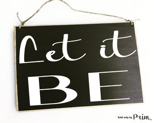 Let It Be Custom Wood Sign Motivational Inspirational This Too Shall Pass Moving On You Can Do This Quote Wall Art Home Decor Plaque