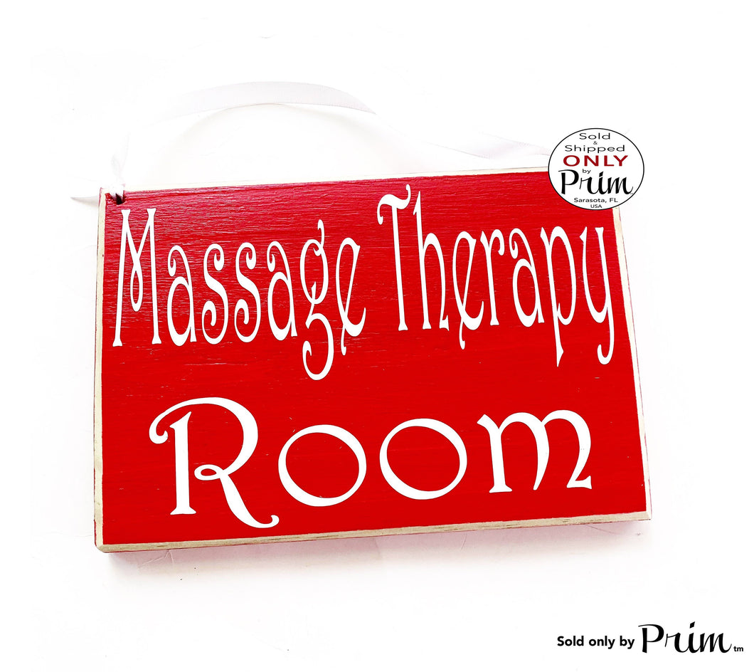 8x6 Massage Therapy Room Custom Wood Sign Spa Please Do Not Disturb Facial Acupuncture Detox Cleanse Meditation Relaxation Health Plaque