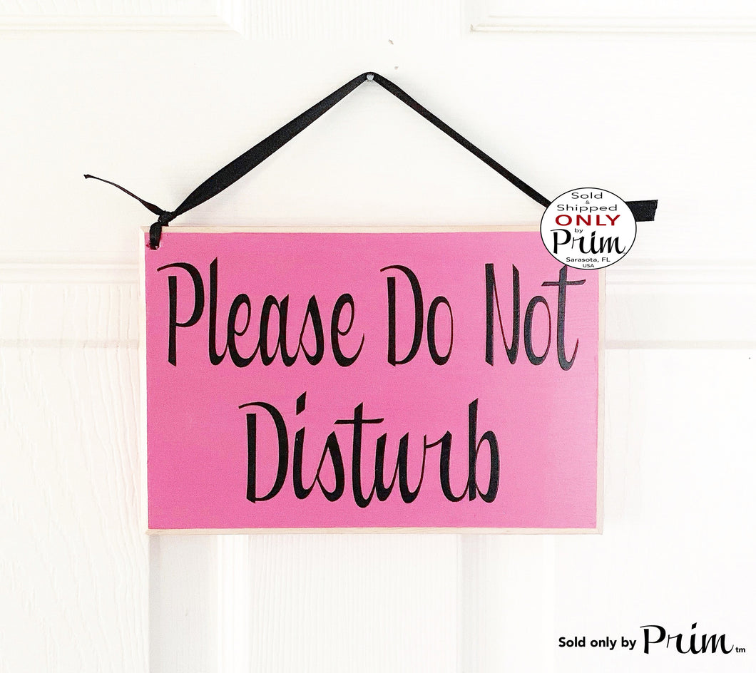 8x6 Please Do Not Disturb Custom Wood Sign In Session Progress In A Meeting Conference Do Not Enter Studying Meditating Custom Door Plaque