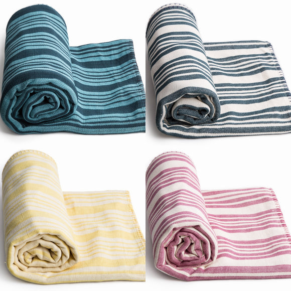Large Cotton Throws or Blankets