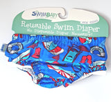 Ederra Home and Garden Decor My Swim Baby Reusable Swim Nappy Beach Life Design