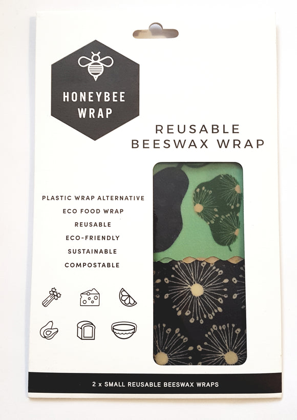 Honeybee Wrap - 2 pack small