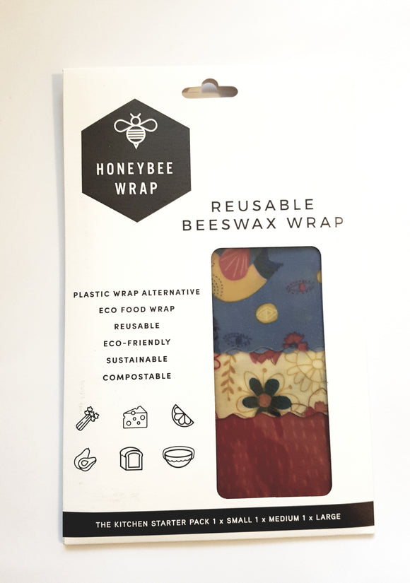 Honeybee wrap- the kitchen starter pack