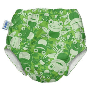 Ederra Home and Garden Decor My Swim Baby Reusable Swim Nappy Leaping Leo Design