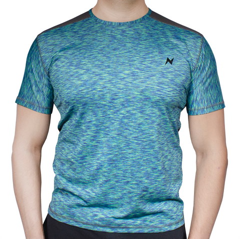 T-Shirt Blue Active