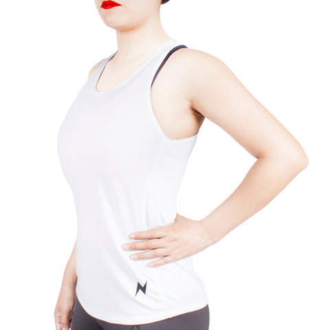 Tank Essential White