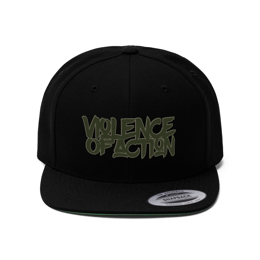Violence of Action Snap Back