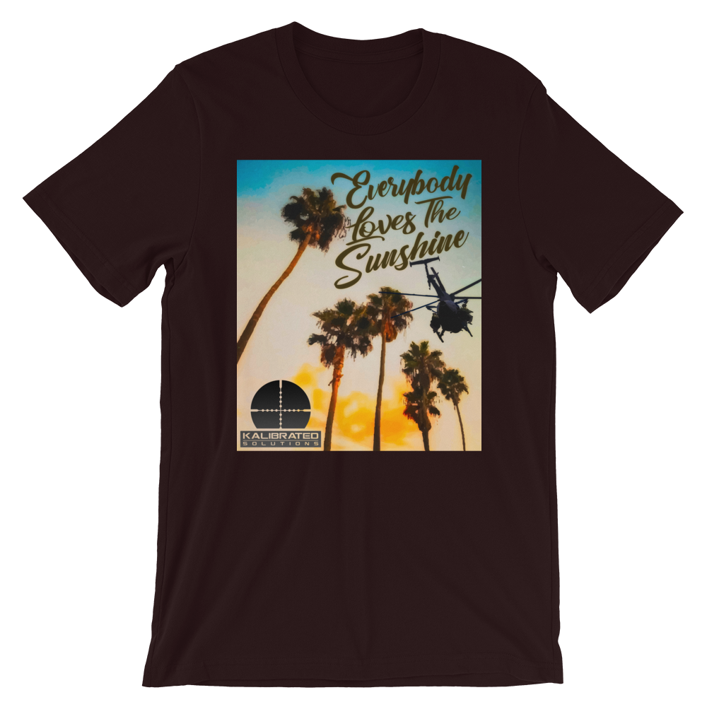 Everybody Loves The Sunshine T-Shirt