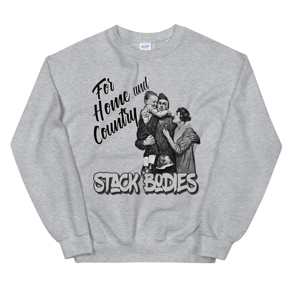 For Home And Country Sweatshirt