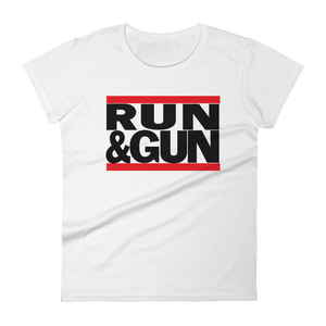 Women's Run And Gun T-Shirt