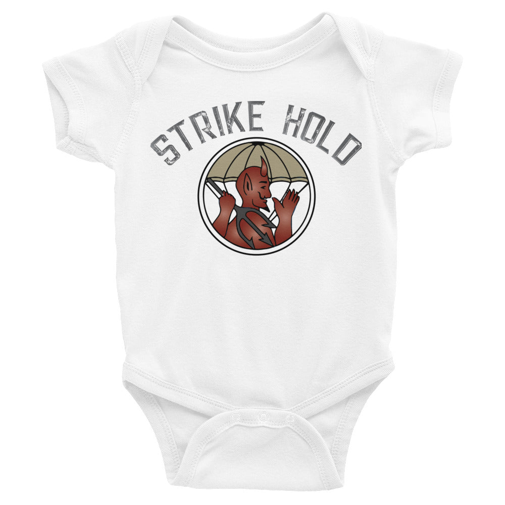 Infant 504th P.I.R> Bodysuit