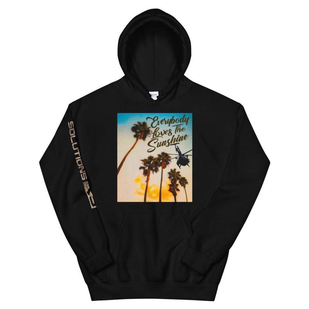 Everybody Loves The Sunshine Hoodie