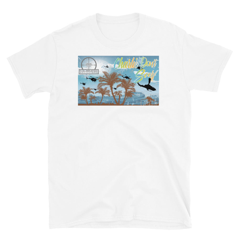 Charlie Don't Surf T-Shirt