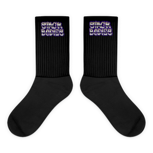 Purple-licious Socks