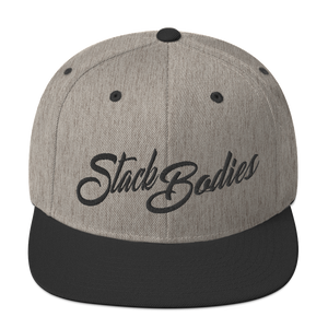 Stack Bodies Puff Snapback