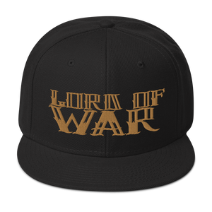 Lord of War Snapback Hat