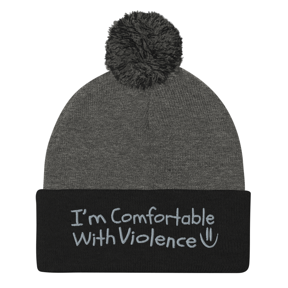 Comfortable With Violence Beenie