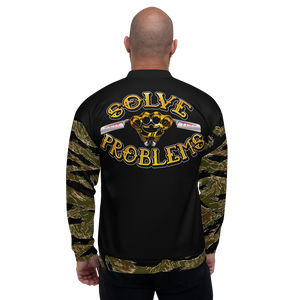 Solve Problems Bomber Jacket