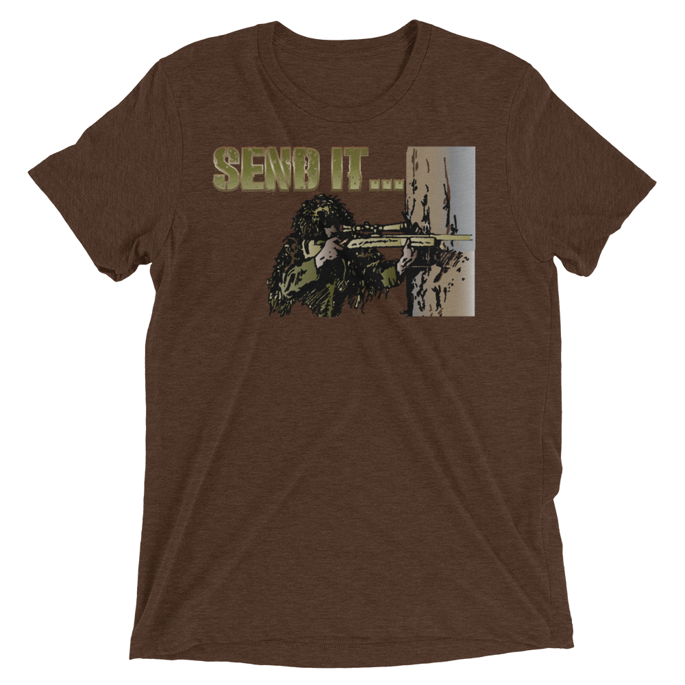 Send It Tri-Blend T-Shirt