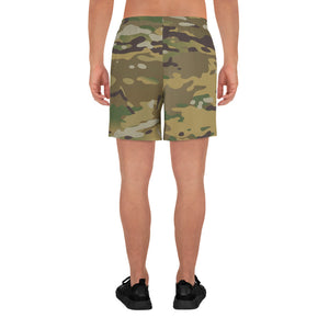 MULTICAM  Athletic Long Shorts