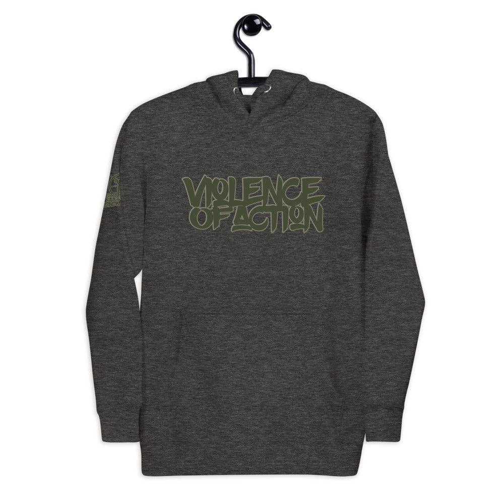 Violence of Action Hoodie