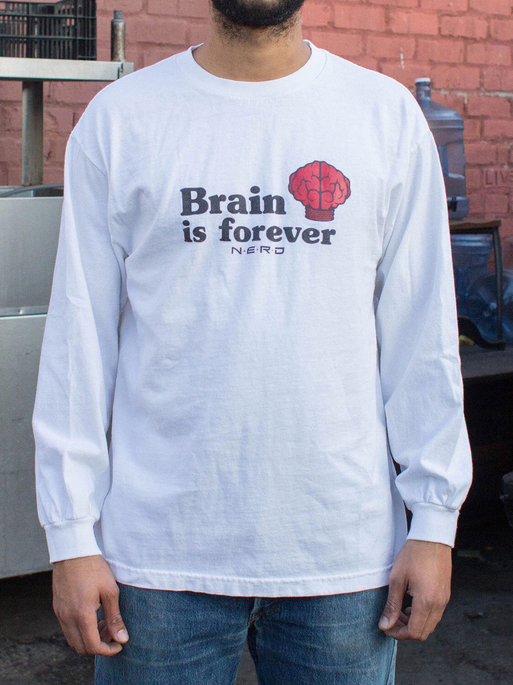 Brain is Forever