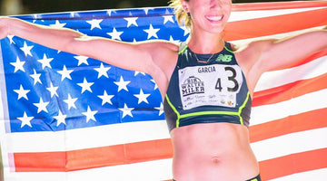 How to Prep the Body and Mind for Race day. Tips from Pro Steeplechaser Steph Garcia
