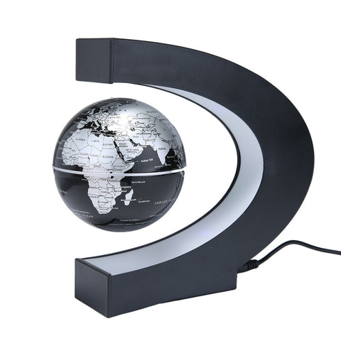 Magnetic Floating Globe with LED Lights