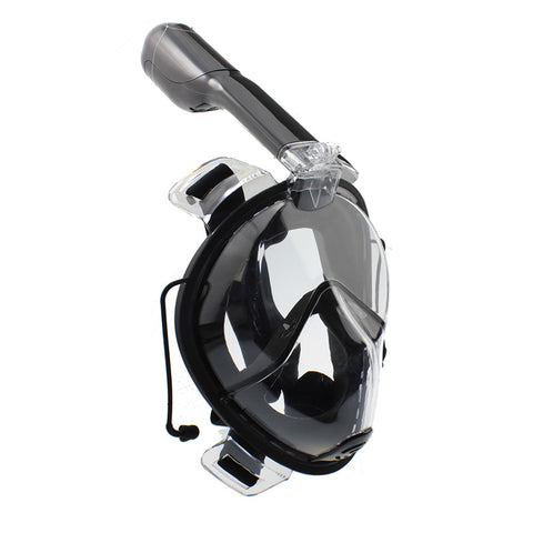 NEW Full Face 180 Degree View Snorkel Mask
