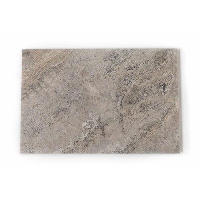 Silver Premium Grade 610x406 mm Travertine Tile-Travertine Tiles-Stone and Rock