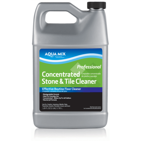 Concentrated Stone & Tile Cleaner - Aqua Mix®-Routine Cleaners-Stone and Rock
