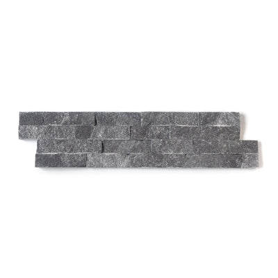 Natural Stacked Stone Feature Wall Cladding Panels - Galaxy Black-Wall Cladding-Stone and Rock