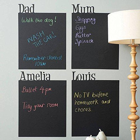 45x200cm Self Adhesive Blackboard Wall Sticker